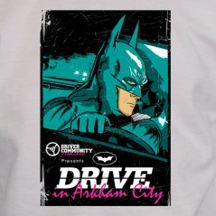 Drive in Arkham city