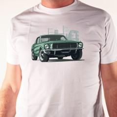 La Mustang de Steeve