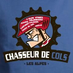 Chasseur de cols - les Alpes