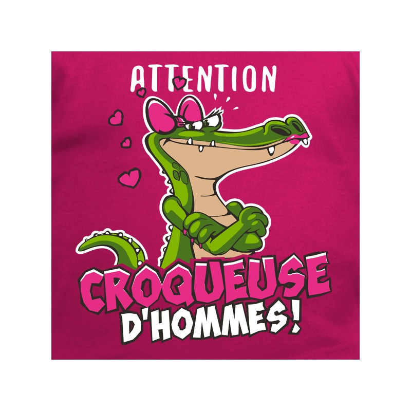 croqueuse dhommes
