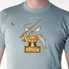 Rocco Siffredix - t shirt humour pêche