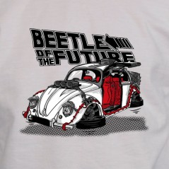 Beetle of the future - t-shirt coccinelle