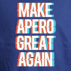 Make apero - t-shirt humour alcool