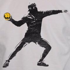 Hand revolution - t shirt hand