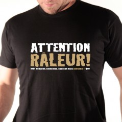 Attention raleur !