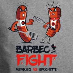 Barbec fight