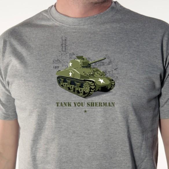 Tank you Sherman