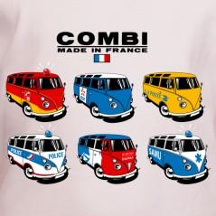 t shirt auto Combi France