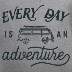 t shirt Combi Volkswagen adventure