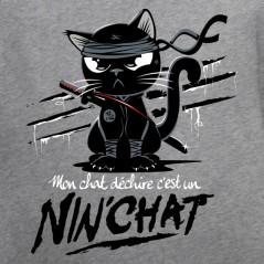 t-shirt humour chat - Ninchat