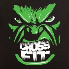 t shirt crossfit hulk