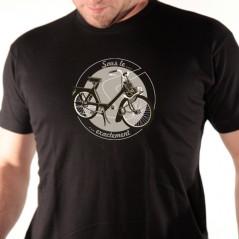 t-shirt solex humour - Sous le Solex
