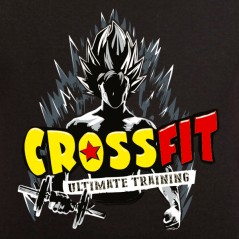 Crossfit dragon ball z
