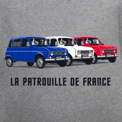 t shirt 4L - patrouille de France