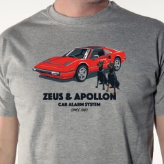T shirt série tv - Zeus & Apollon - Avomarks