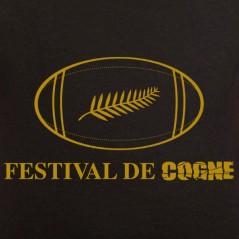 T shirt rugby - Festival de cogne