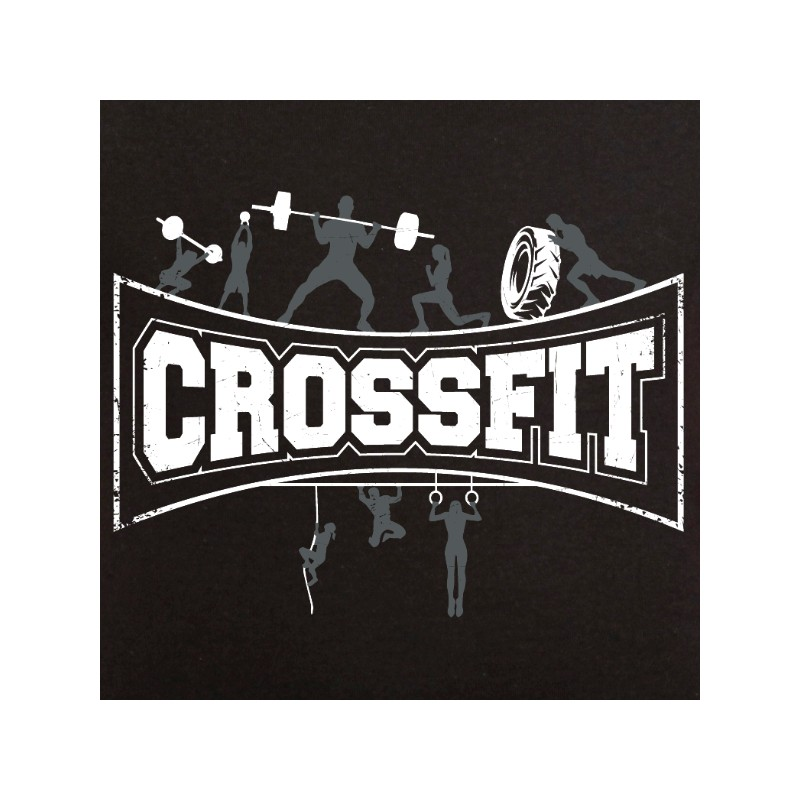 t shirt crossfit humour - wod