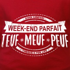 t shirt les Alpes - Perfect holidays