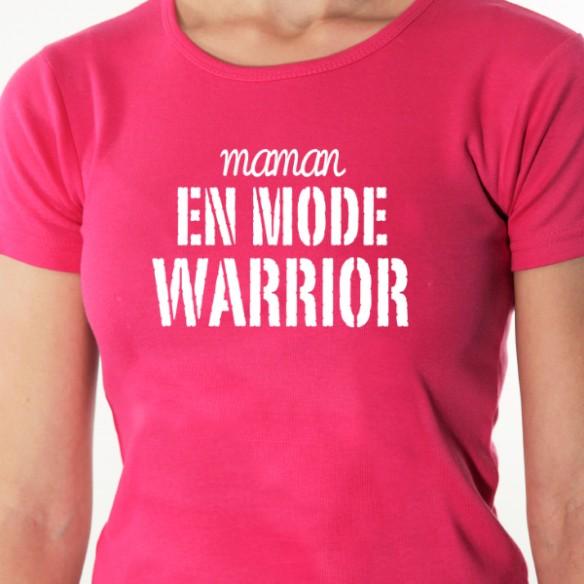 Maman warrior