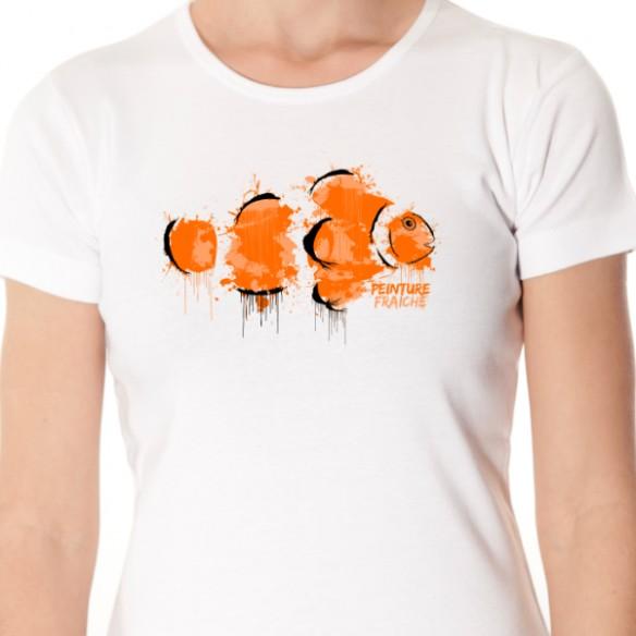 Nemo peinture fraîche