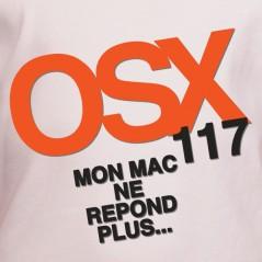 T shirt phrase humoristique - OSX 117