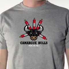 T shirt Sud - Camargue bulls