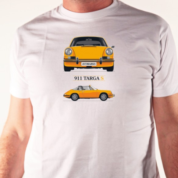 911 Targa S