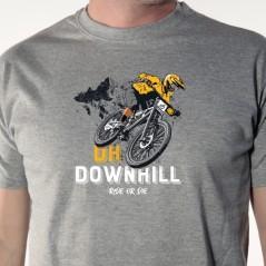 DH downhill vtt