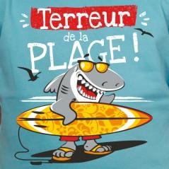Requin, terreur de la plage