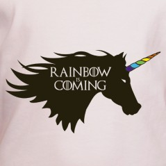 Rainbow is coming