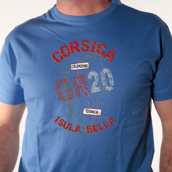 t shirt ISULA GR20