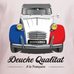 tee-shirt Deuche qualitat