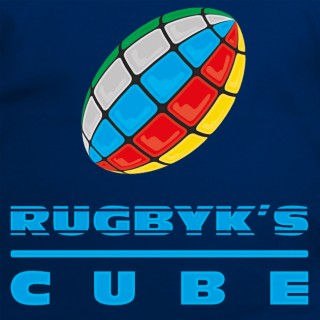 tee shirt Rugbyk's cube