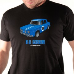 t-shirt auto - R8 Gordini