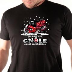 T shirt 2 CV gnôle