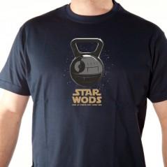 tee-shirt Star wods