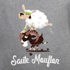 Saute mouflon
