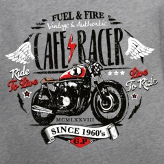 t shirt Cafe racer