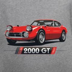 t-shirt Toyota 2000 GT