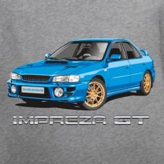 t-shirt Subaru Impreza GT CS4