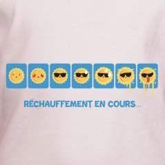 t-shirt Réchauffement climatique