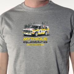 t shirt Audi quattro