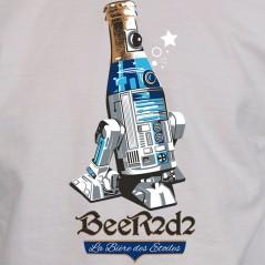 T shirt Beer 2D2