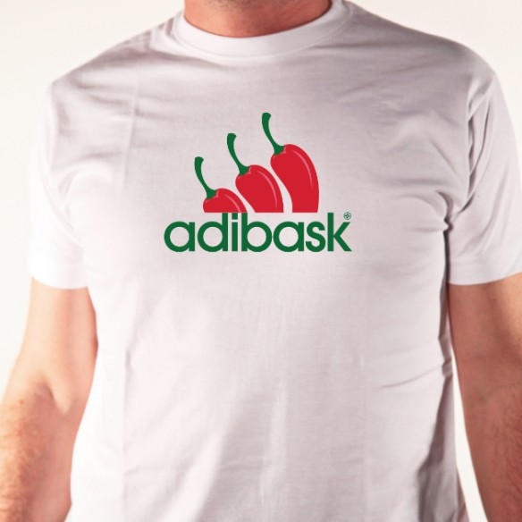 T shirt Pays Basque - Adibask