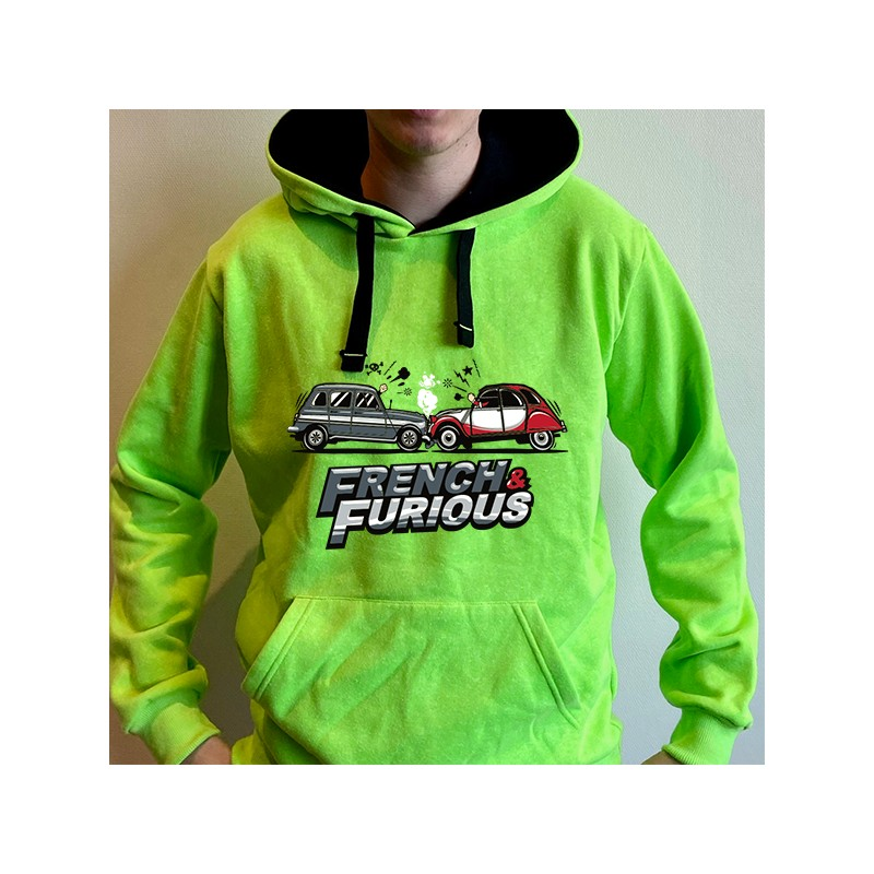t shirt 4l - french and furious