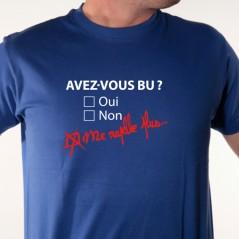 t-shirt Trop bu