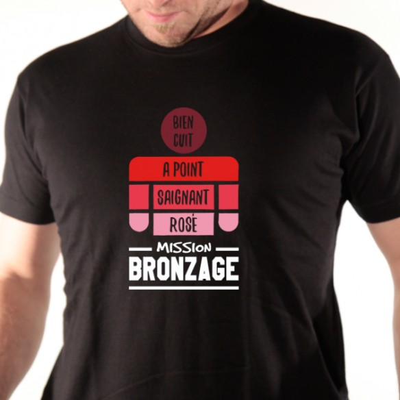 Mission Bronzage