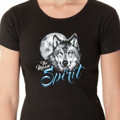 t shirt Moon spirit
