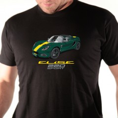 t shirt auto - Elise Lotus