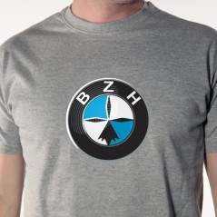 t shirt BZH logo